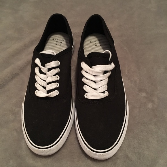 Anewday Target Canvas Shoes